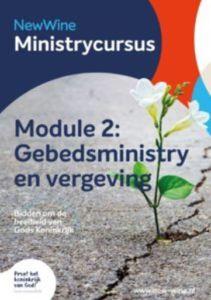 Dit is een brochure van Ministry Cursus 2