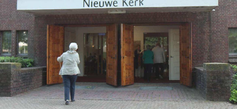 Nieuwe Kerk header Kerk